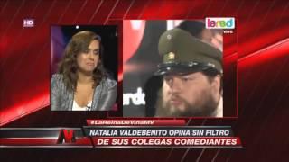 """Natalia Valdebenito: """"Guatón Salinas es una rata vestida de ratoncito"""""""