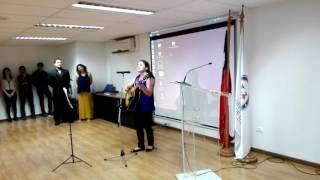 Yo vengo a ofrecer mi corazón - cover en vivo- Carolina Parra