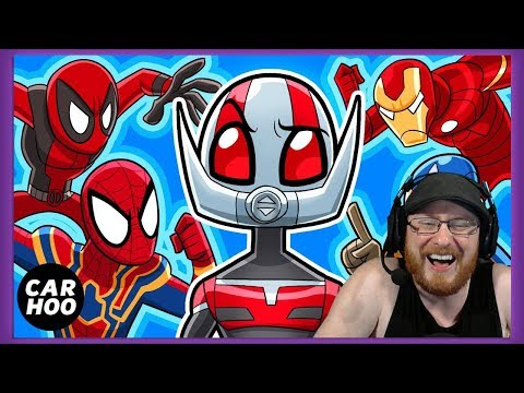 MALZAR REACTS TO WHAT IF ANT-MAN DID THIS TO THE AVENGERS!