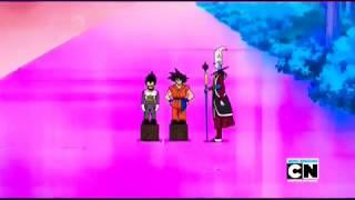 Whis treinando goku e vegeta(Dragon Ball Super)Dublado