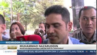 Nazaruddin: Korupsi untuk Membiayai Kampanye SBY
