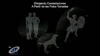 Dibujando Constelaciones!