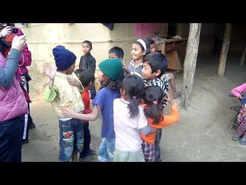 Chitwan-小孩超活潑