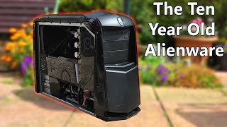 What's Inside This Old $2000 Alienware ALX?