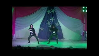 Masterpiece | Wiggle | Bitch Im madonna | Trini Dem Girls choreography by Abi vibona Nay maradei