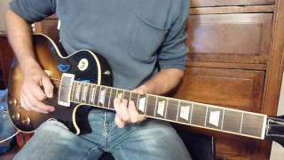 Pink Floyd - Hey You solo cover