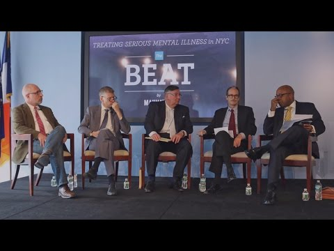 The Beat | Treating Serious Mental Illness in NYC Panel