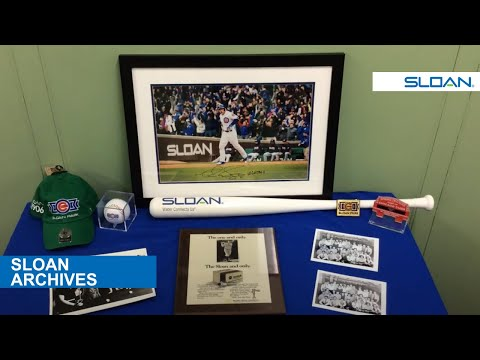 Inside the Sloan Archives - Episode 10
