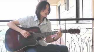 Ikaw Lang - Chad Borja (KAYE CAL Acoustic Cover)