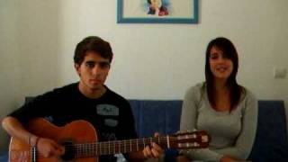 Cia and Mike - Chamar a Música (cover Sara Tavares)