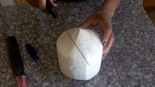 How to Open a Coconut Easily at Home