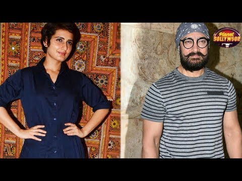 Aamir Khan Takes Fatima Sana Shaikh Under His Wings & How? | Bollywood News