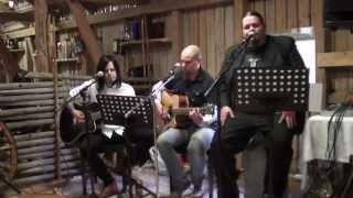 Herra Virtanen & Kuolemansynti - Rainbow in the Dark (Dio acoustic cover - LIVE)