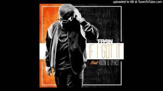 T-Pain Ft. Akon & 2Face - If I Got It (Lyrics)