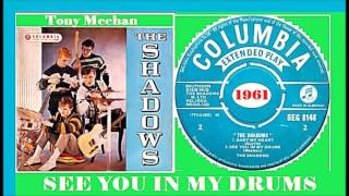 The Shadows - See You In My Drums 1961