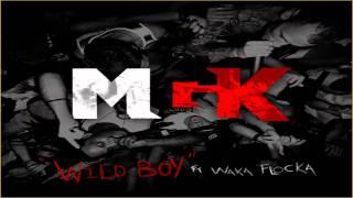 """Machine Gun Kelly """"Wild boy"""" Ft. Waka Flocka YScRoll"""