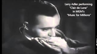 Debussy: Clair de Lune (Larry Adler, 1945)