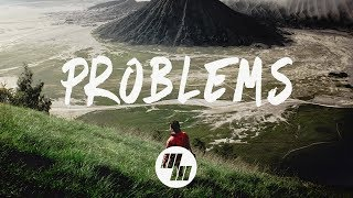 Petit Biscuit - Problems (Lyrics / Lyric Video) Shallou Remix, ft. Lido