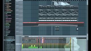 Ward Nijman - FL Studio Experimental Lounge beat[Preview]
