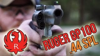 Ruger GP100 .44 Special : Elmer Keith Would Have Loved This Gun