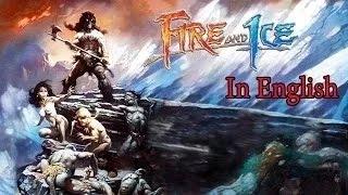 Fire & Ice - Cartoon Movie In English width=