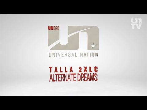 Talla 2XLC - Alternate Dreams [Teaser]