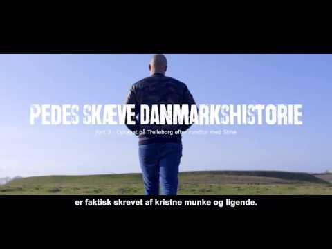 Pede´s Skæve Danmarkshistorie: Vikingetid