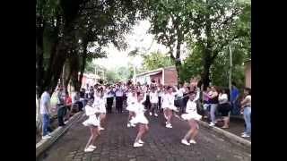 INTERNACIONAL INSAM BAND 2015 ( BAILANDO Enrique Iglesias )
