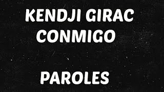 Kendji Girac - Conmigo PAROLES / LYRICS