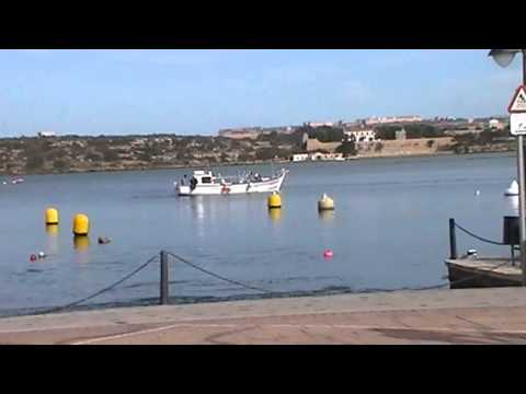 Es Castell – Lunch, Menorca
