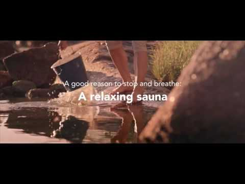 StopOver Finland – A relaxing sauna