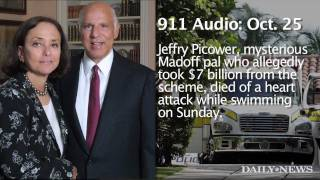 911 Call: Billionaire Madoff pal Jeffry Picower found dead