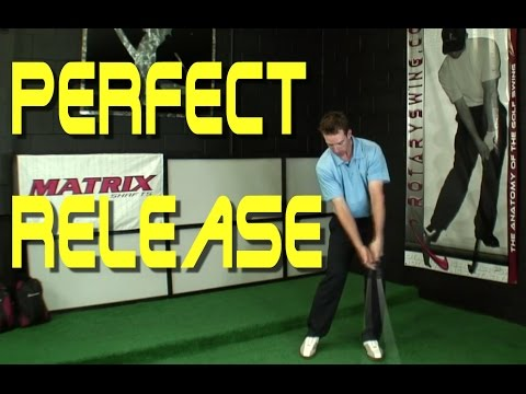 The PRO SECRET on How to Release the Golf Club for MAXIMUM Speed