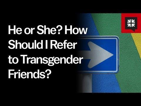 He or She? How Should I Refer to Transgender Friends? // Ask Pastor John