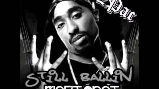 2pac & Mert ONAT Beat'z - Still Ballin (Remastered)