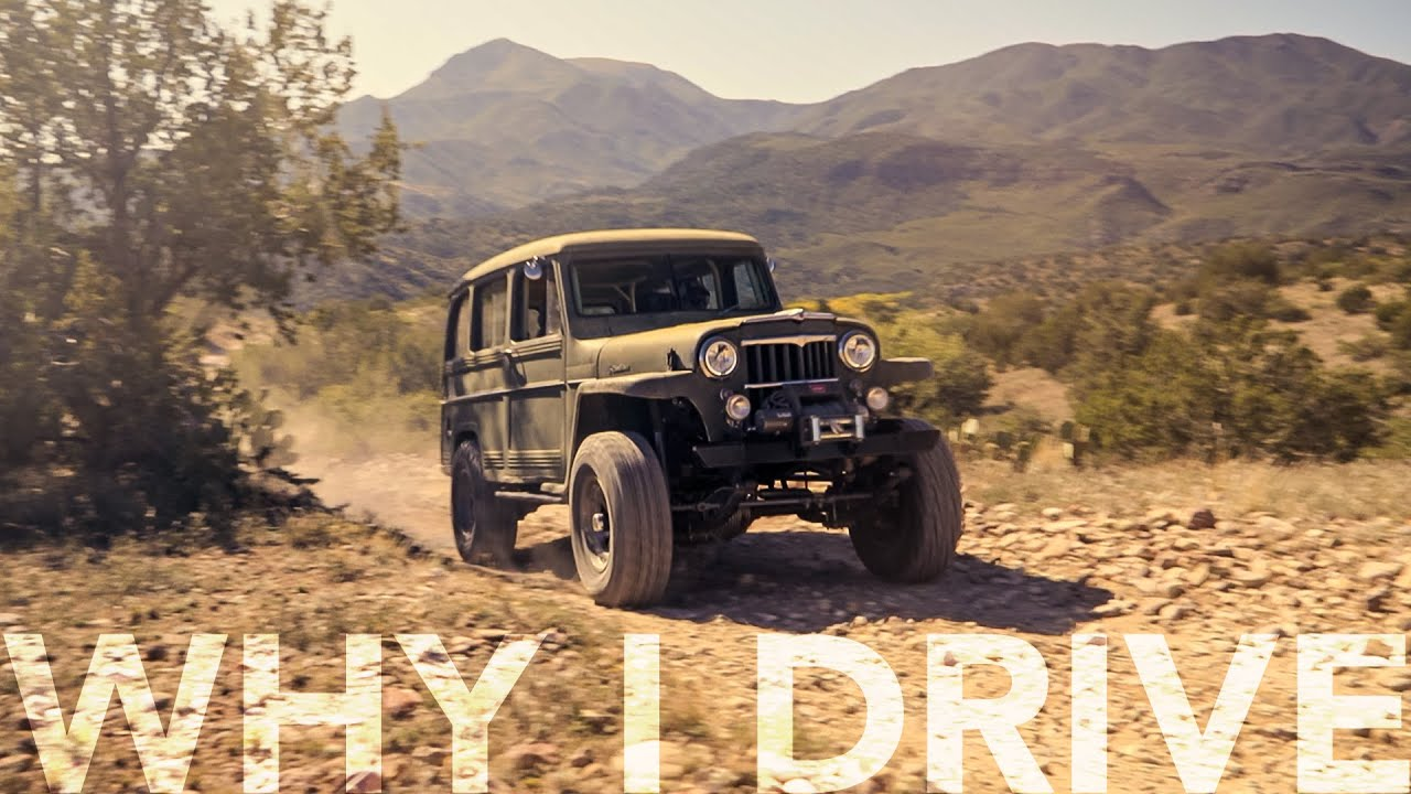 This 1958 Willys Jeep wagon is rugged and ready for anything thumbnail