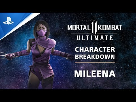 Mortal Kombat 11 Ultimate Beginner's Guide - How to Play Mileena I PS Competition Center