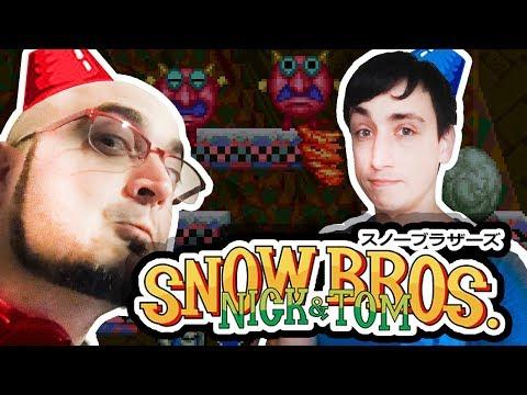 2x18 Snow Bros (VS kyotchi) (Arcade)