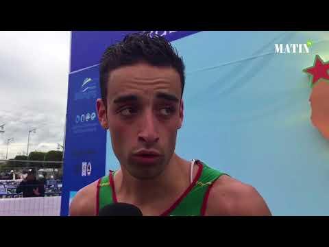 Championnats d'Afrique de triathlon : Le Maroc conserve son titre grâce à Badr Siwane