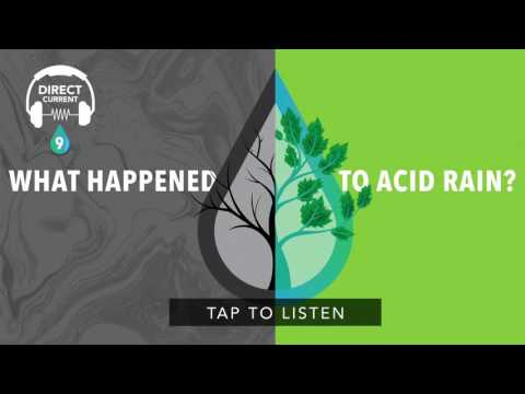 Episode 9: What Happened to Acid Rain? (Direct Current - An Energy.gov Podcast)