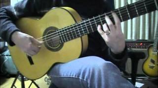 Flamenco Guitar - Soleá Falseta 6 - Paco Peña.m4v