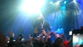 THE GAME - Ali Bomaye @ Fabrique Milano (6/12/14)