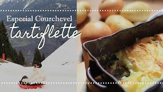 TARTIFLETTE + capotando no ski bunda | Especial Courchevel