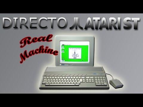 Directo Atari ST Guisemos por la tarde #2