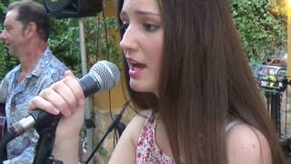 it's a heartache Bonnie Tyler Cover Spanish - Aura ( Laura Polaina) en español