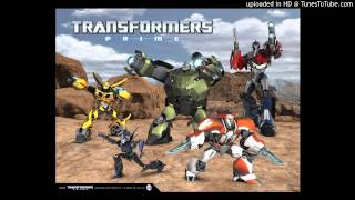 Transformers Prime Japanese Opening 1 - Feeling by BIGBANG ( FULL )