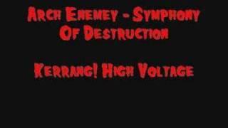 Symphony Of Destruction - Arch Enemy (Megadeth Cover)
