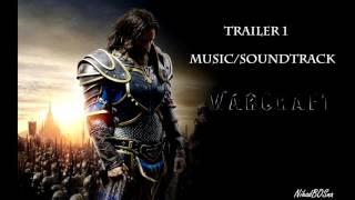 Warcraft Official Trailer #1 (2016) Trailer Music /Soundtrack[Junkie XL-End Credits]