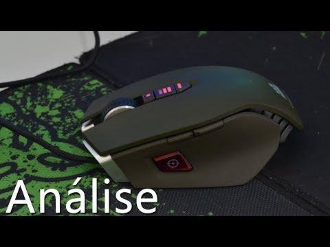 Review - Corsair Vengeance M65