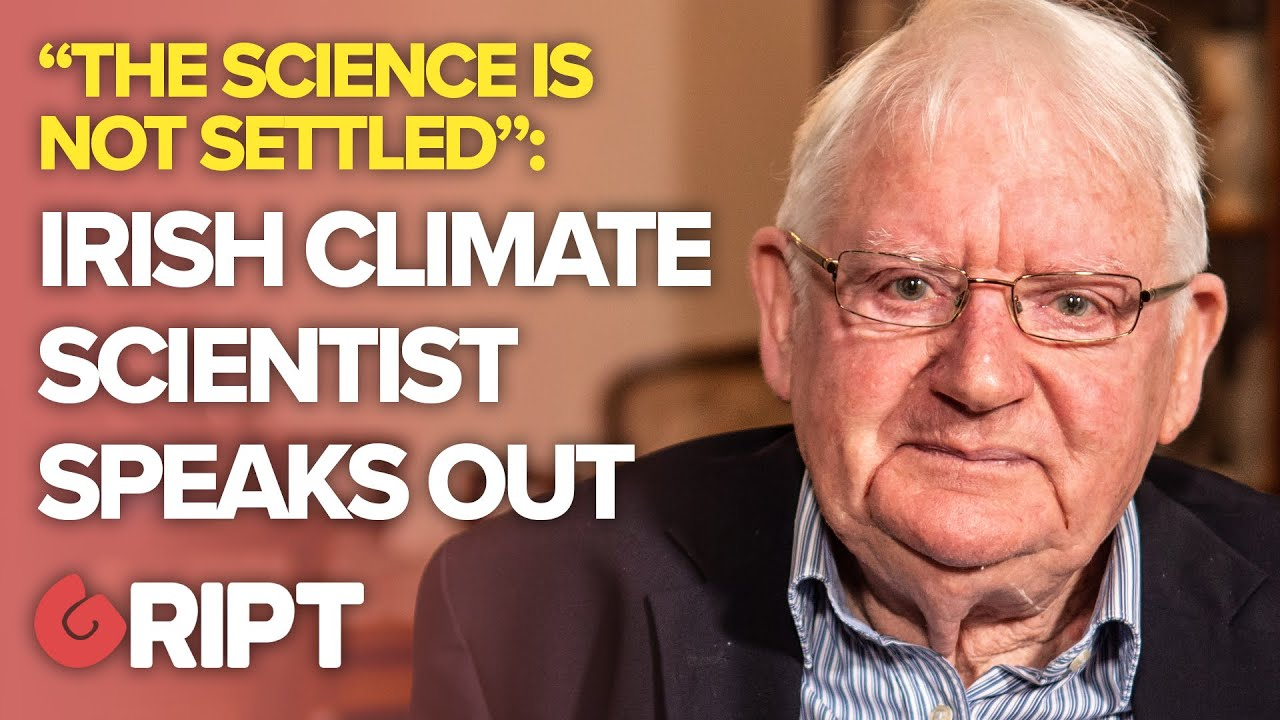 """""""The Science is not Settled"""": Irish Climate Scientist Speaks Out"""